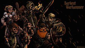 Darkest Warhammer