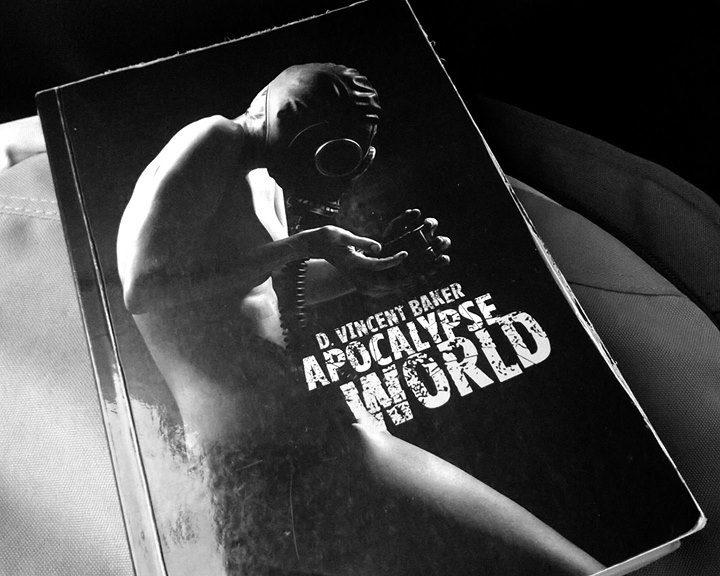 Apocalypse World PL zdjęcie