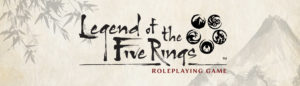 Legend of the Five Rings Roleplaying Game Beta